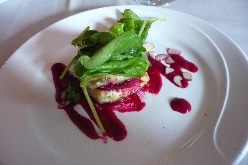 Zabroso beet salad