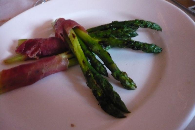Zabroso asparagus ham