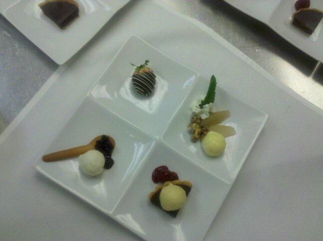 Dessert course brian shore