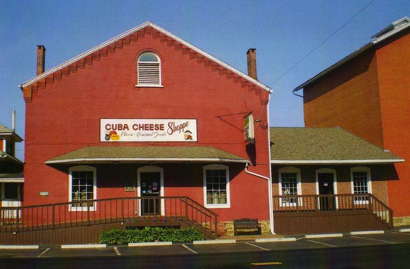 Cuba cheese shoppe