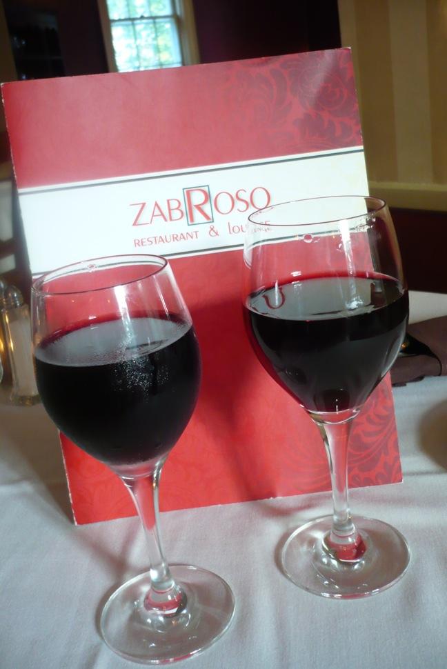 Zabroso menu 2