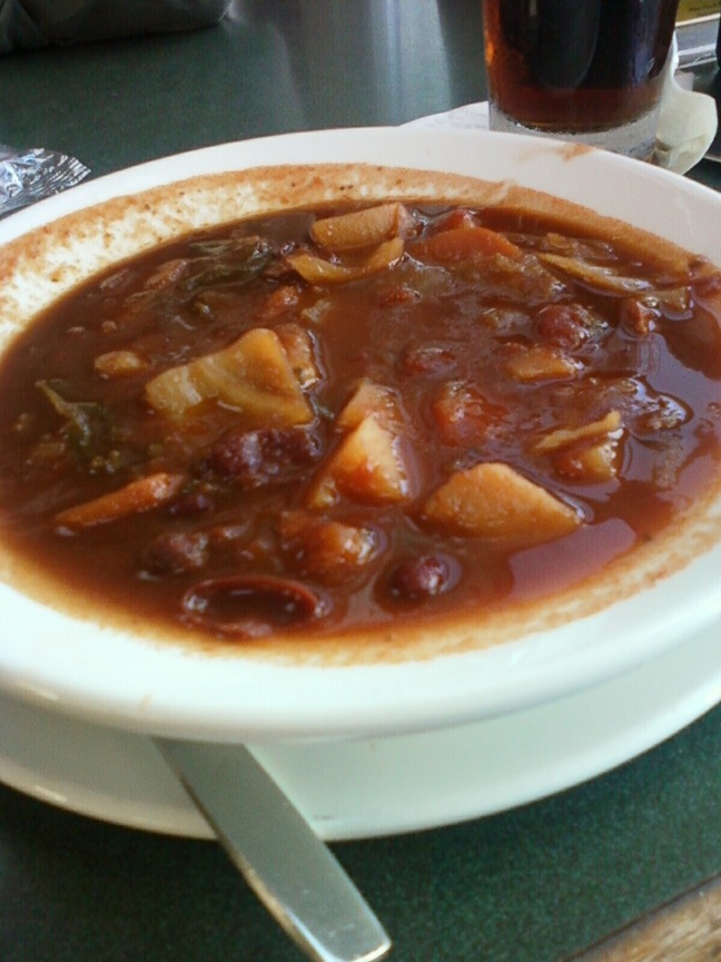 Cape cod portuguese soup
