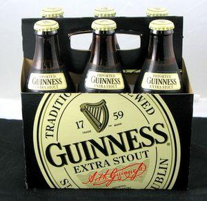 Guinness 6 pack