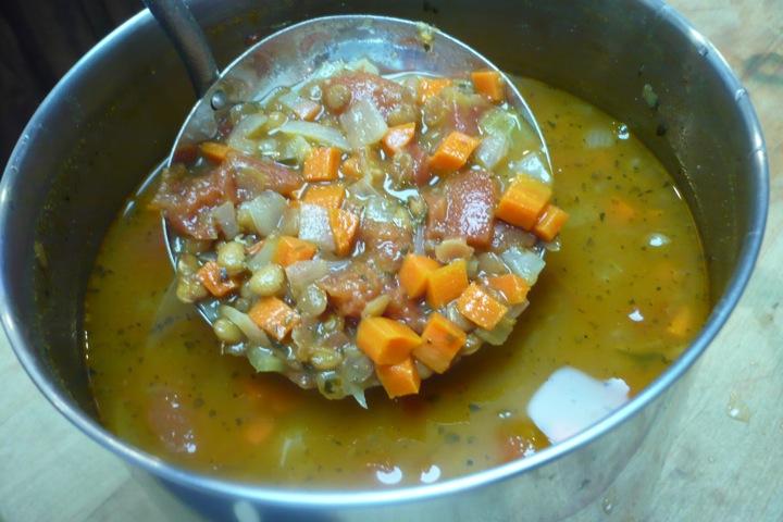 Soup lentil1