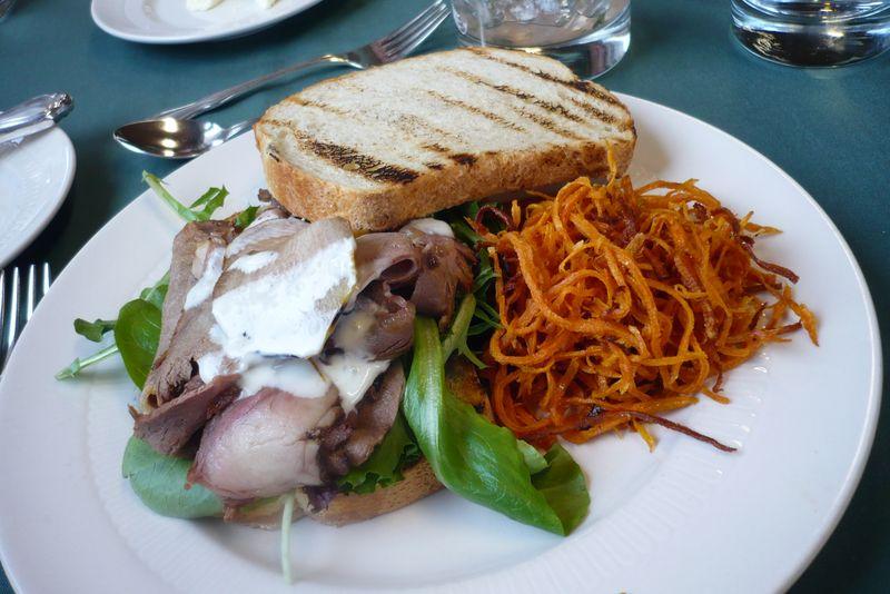 Lyman sandwich