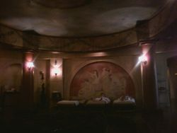 Mirbeau relaxation room