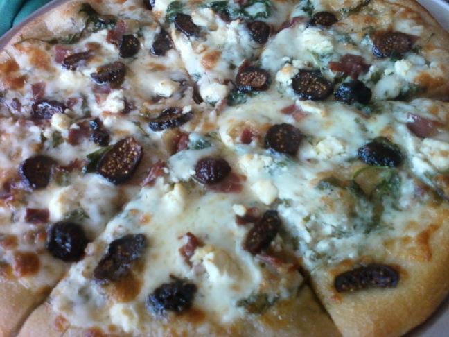Gentiles versace pizza