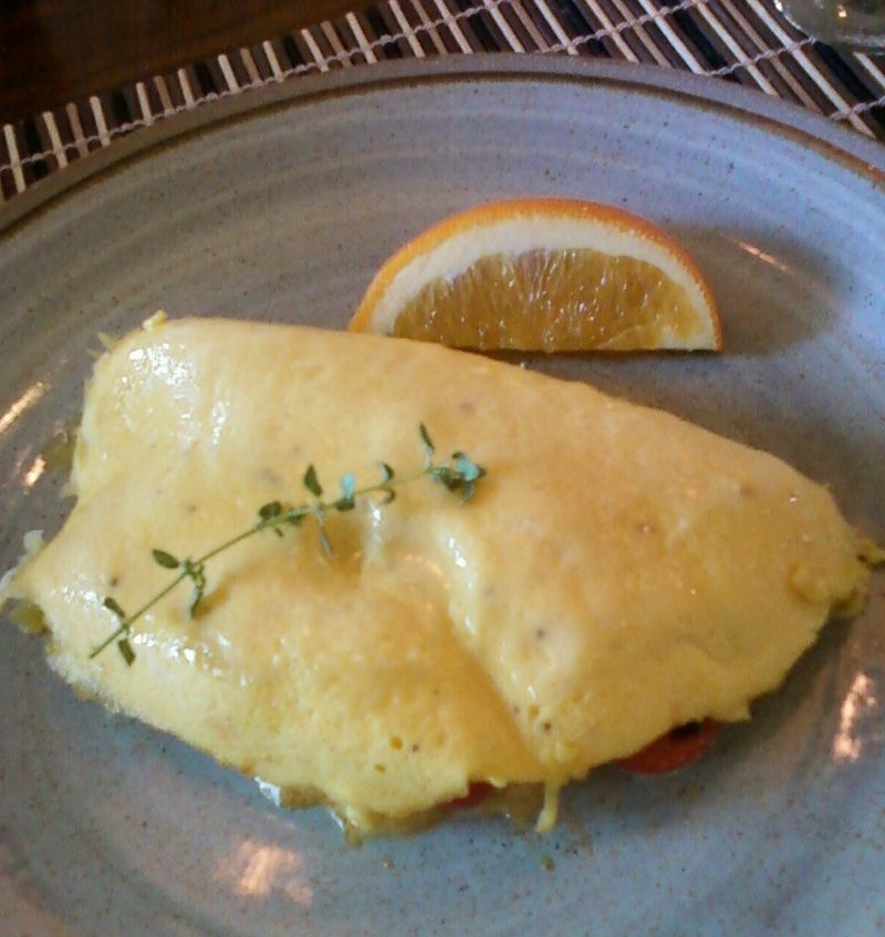Shinn B&B omelet LI wine