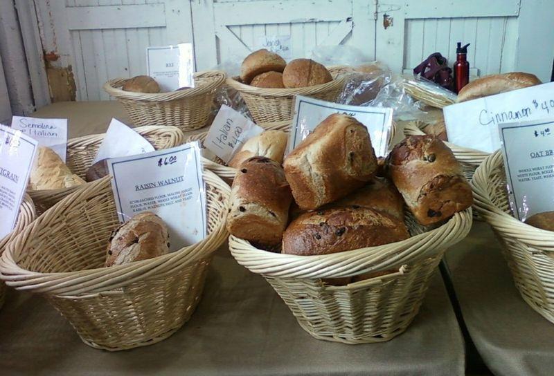 Reg market heidelberg breads