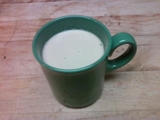 Chai green mug H