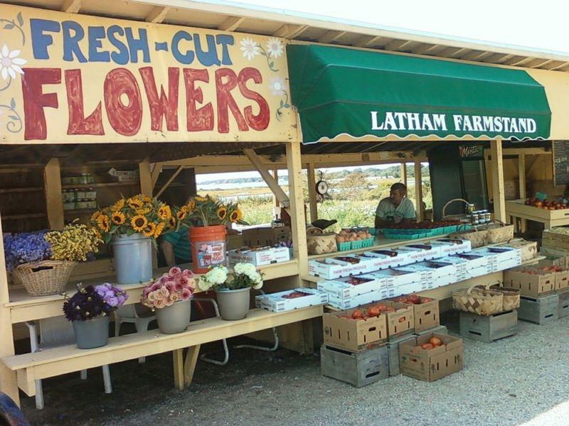 LI farmstand