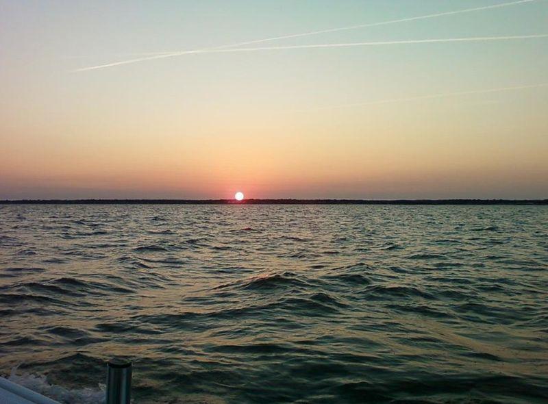 LI CX Sunset Darren