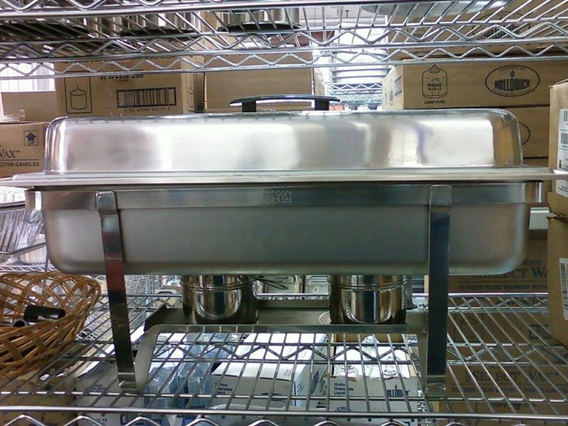 Smith rest chafing dish