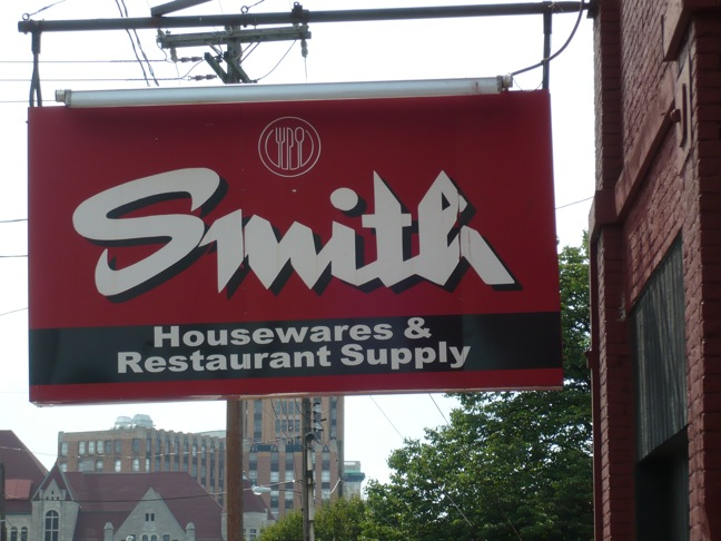 Smith rest sign