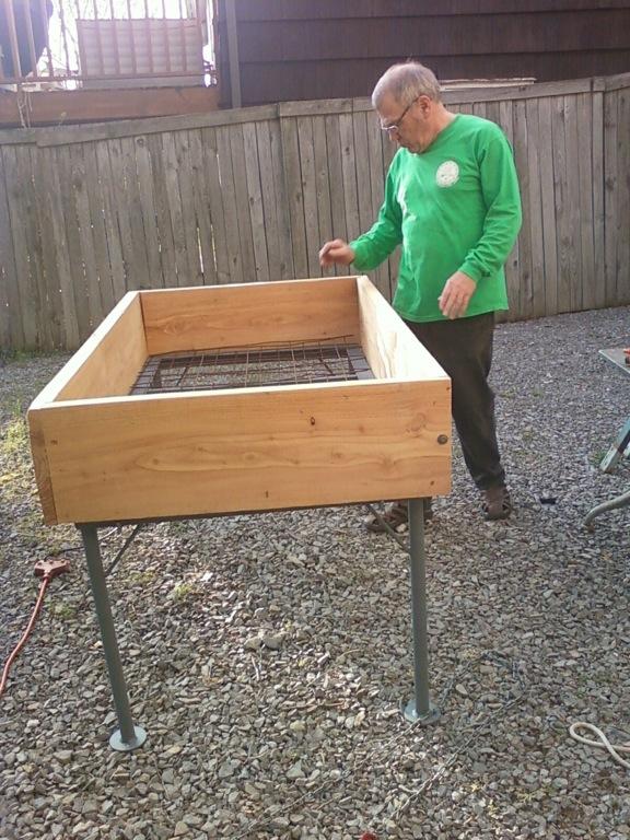 Garden box roberto V