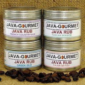Java Rub Java Gourmet SM
