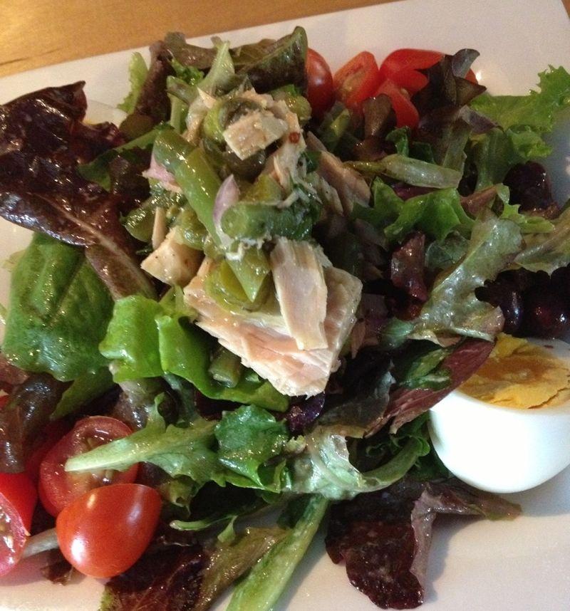 Circa salad nicoise