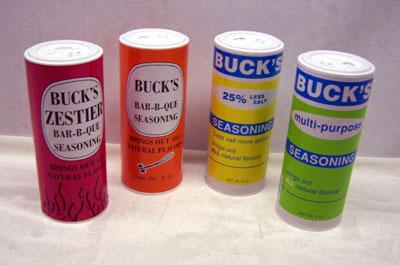 SNT Buck's Seasonings