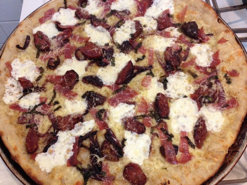 Figs pizza whole thing