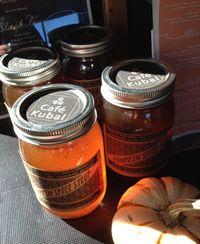 Kubal pumpkin spice syrup