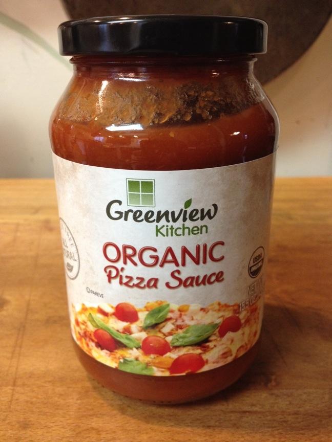 Greenview kitchen pizza sauce