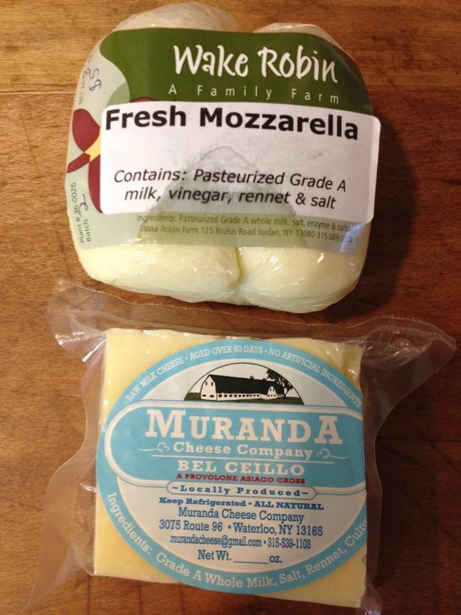 Cheese wake robin muranda