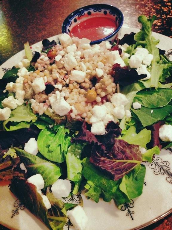 Couscous salad mello velo