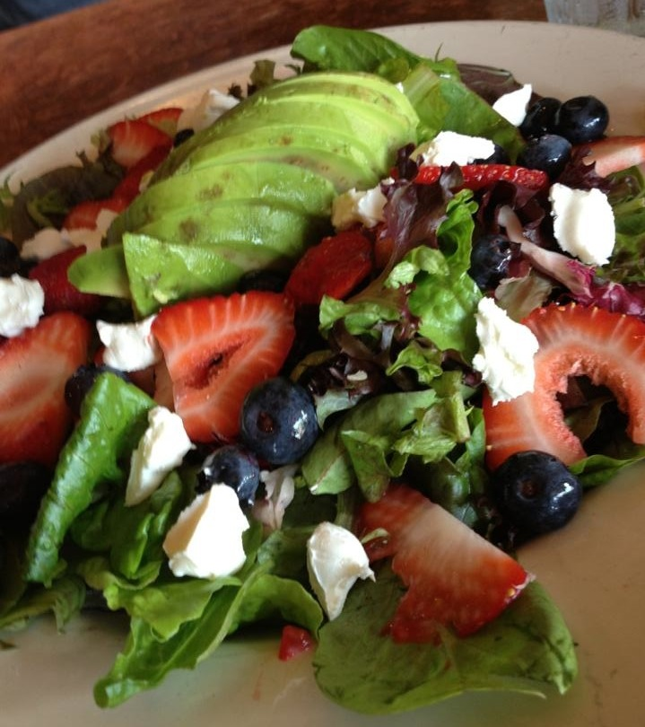 Berry salad alto cinco 2013