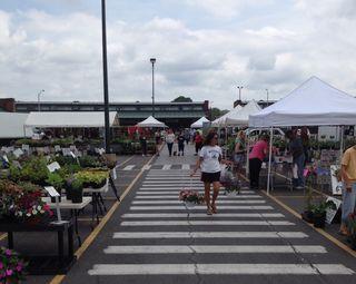 Market outside regional market