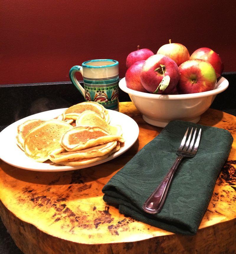 Baltimore woods breakfast
