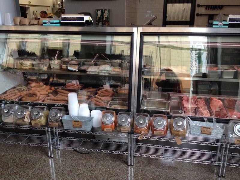 Liehs steigerwald meat case