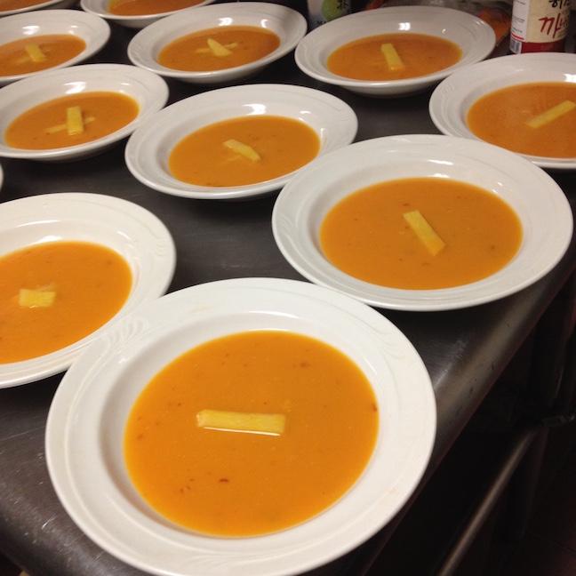 CCS soup