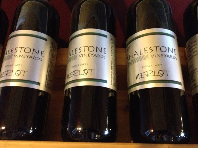 Shalestone merlot