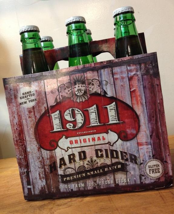 1911 cider 6 pack