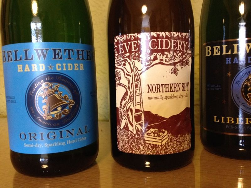 Bellwether and eves cider