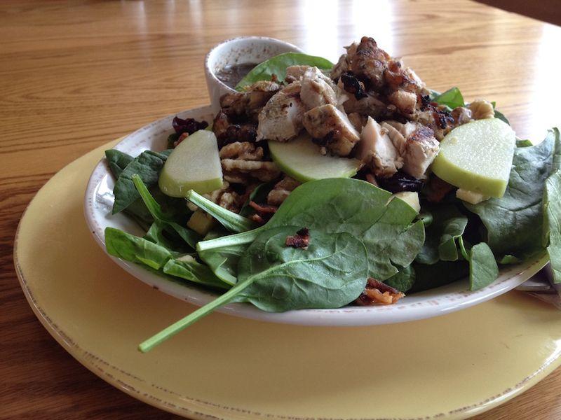 Bailiwick salad