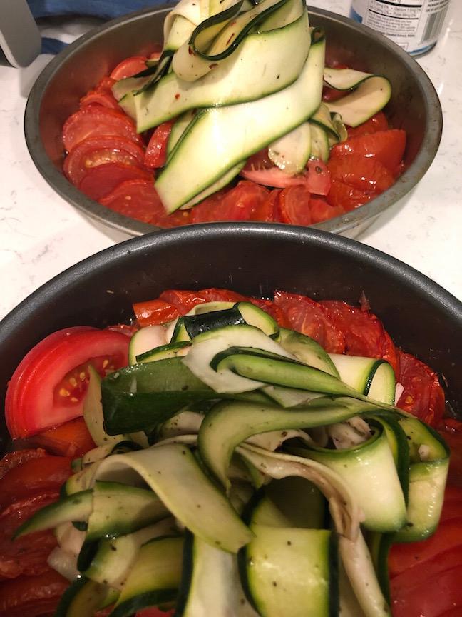 Commonspace tomato dish