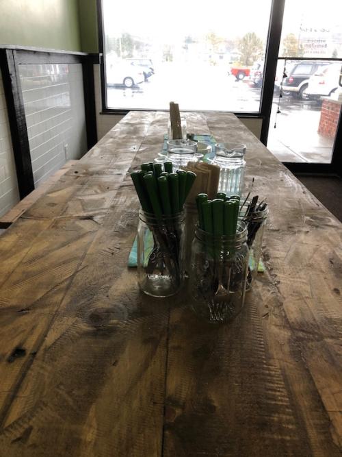 Circa long table