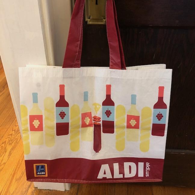 Reusable Bag Aldi