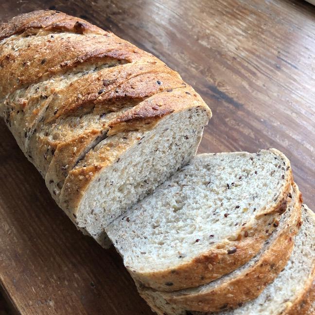 Utica Bread multigrain