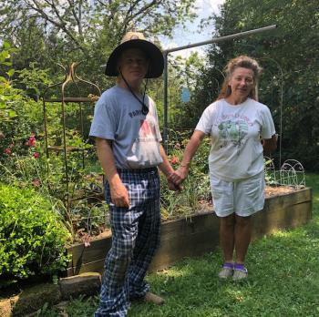 Fresh herbs ken elizabeth