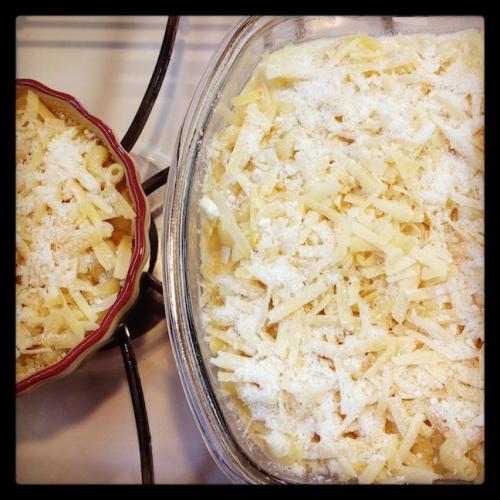 Mac and cheese grownups