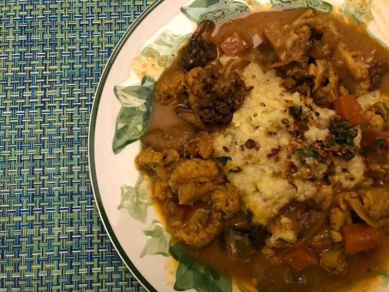 Social cauli curry