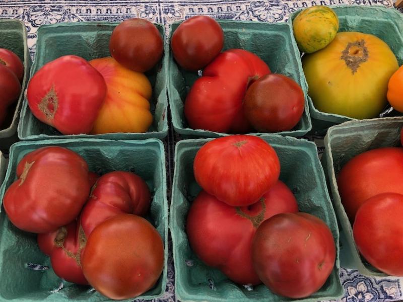 Farmers markets fayetteville