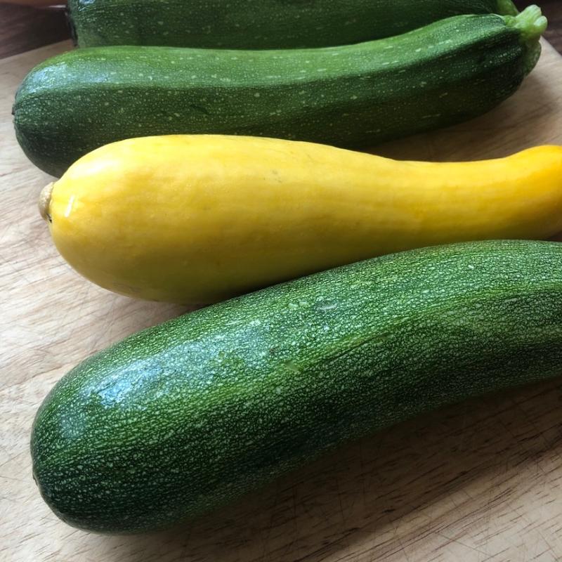 Zucchini butter zukes