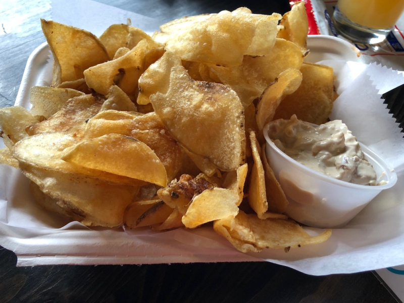 Food Rescue chips