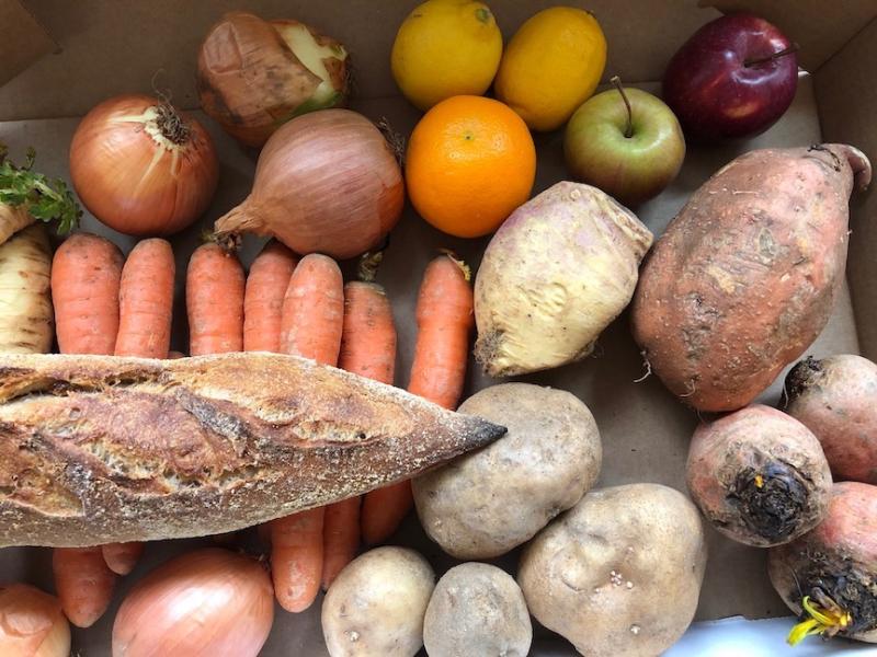 Nys farmers box