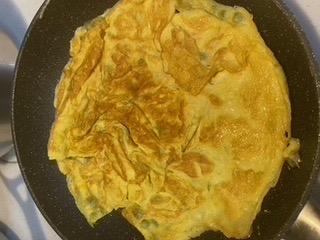 Sara thai omelet